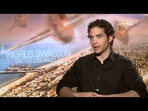 STAR Movies VIP Access: Battle: Los Angeles  Ramon Rodriguez