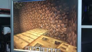 Майнкрафт - Как построить крутой дом из земли, часть 1
