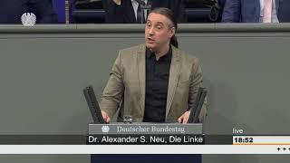 Alexander S  Neu, MdB, Die Linke  In Syrien erkämpft die NATO die territoriale Aufteilung des Landes
