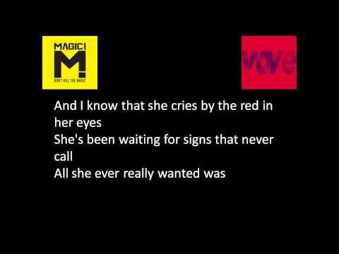 MAGIC! - 08. One woman, one man [Lyrics - Letra]