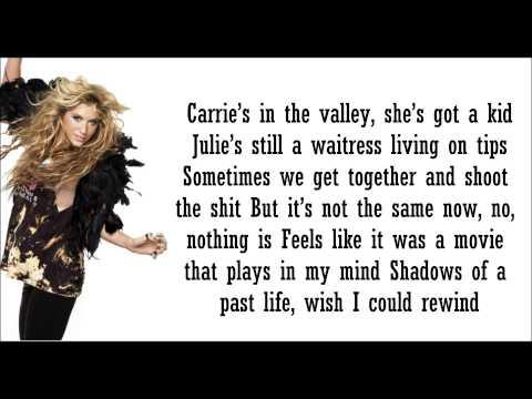 Kesha- Wonderland Lyrics