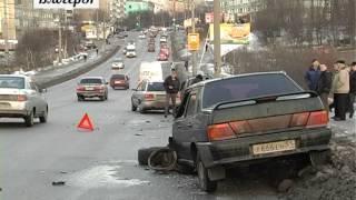 Подборка автоаварий в Мурманске(, 2014-03-20T10:32:18.000Z)