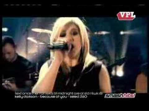 Kelly Clarkson-Breakaway (UK Version)