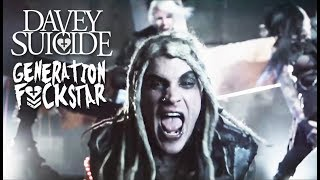 "Davey Suicide - ""Generation Fuck Star"" Official Music Video"