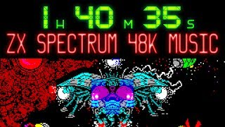 1 Hour 40 Minutes Of Zx Spectrum Beeper Music