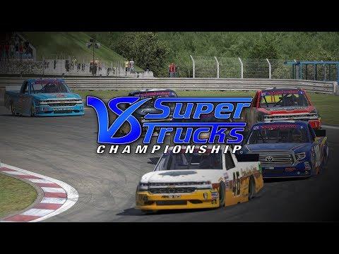 V8 SuperTrucks Championship | Round 5 at Nurburgring BES/WEC