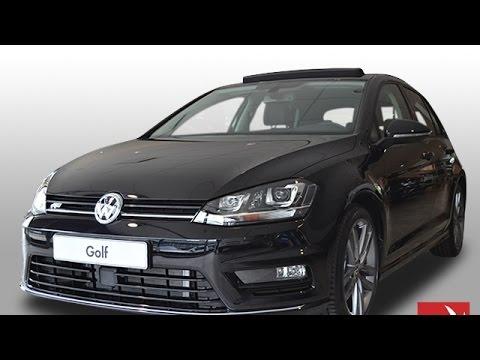 volkswagen golf 1 4 tsi business edition r dsg youtube. Black Bedroom Furniture Sets. Home Design Ideas