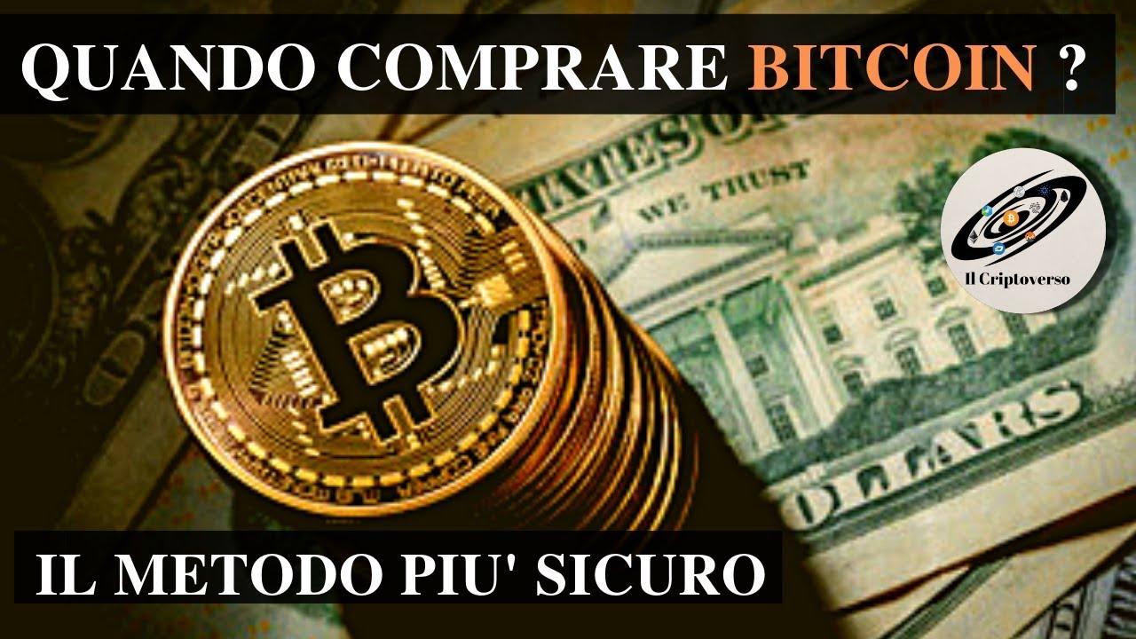bitcoin quando comprare