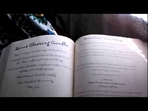 One-of-Kind Real Wicca Book of Shadows Full of Spells & Rituals by RareWiccaSpells