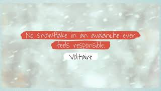 Voltaire on Responsibility