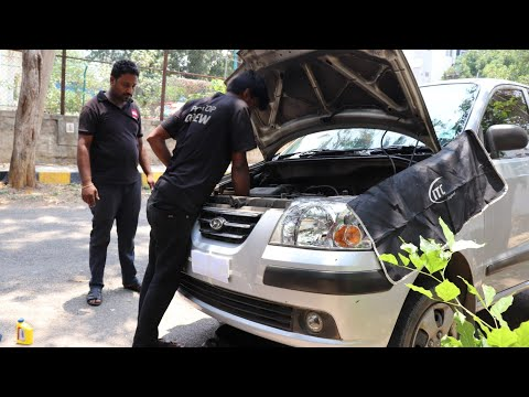 Car Servicing at HOME - India's First Doorstep Car Service | Pitstop #GharPeService