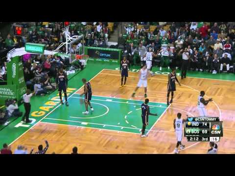 Indiana Pacers vs Boston Celtics | March 1, 2014 | NBA 2013-14 Season