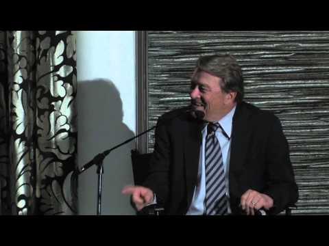 Steve Kroft Speaks at the 2012 Awards Dinner