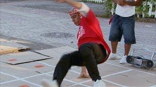 Break Dance FAIL - Throwback Thursday