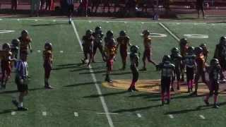 Best Pop Warner Game Ever: TP Falcons vs Poway Titans thumbnail