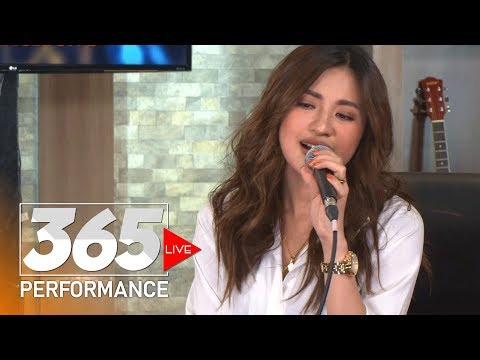 Julie Anne San Jose - Your Song (365 Live performance)