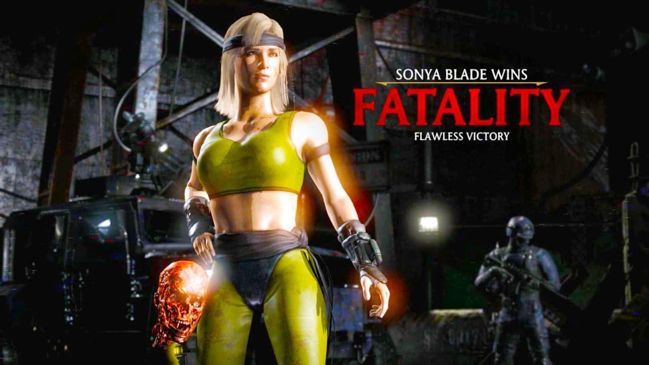 all mortal kombat xl fatalities