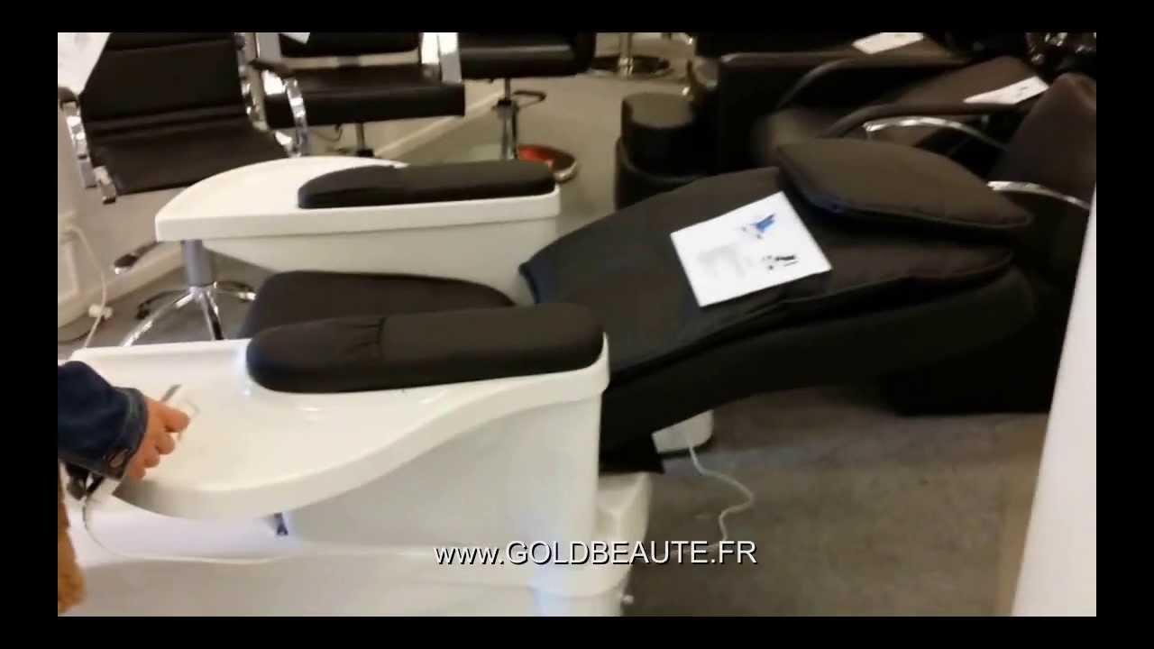 www goldbeaute fr fauteuil p dicure spa pedispa youtube. Black Bedroom Furniture Sets. Home Design Ideas