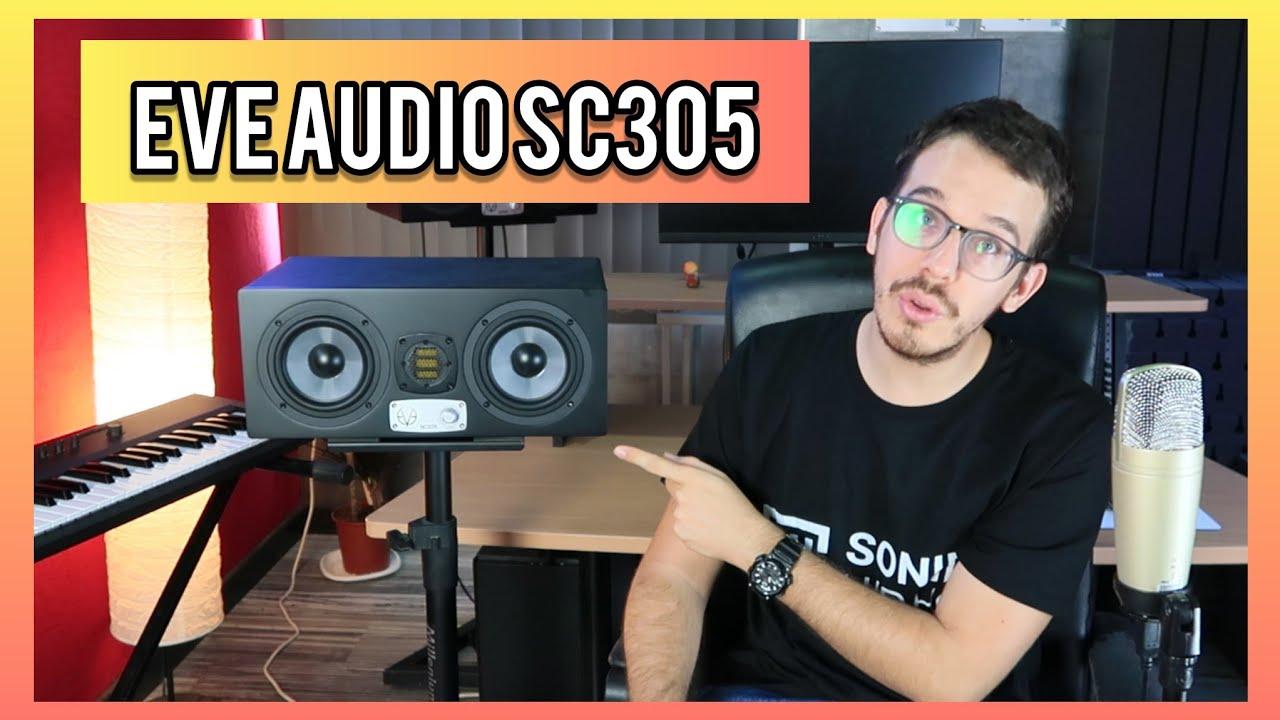 EVE AUDIO SC305 | Review en Español
