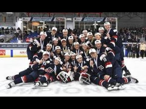 Before Team USA Women's Hockey Won Olympic Gold, They Won Equality Off the Ice