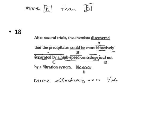 SAT Grammar 7