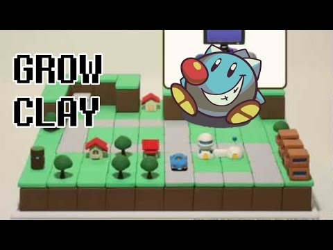 Let's Play Grow Clay: Growing with SCIENCE