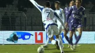 Auxerre - Toulouse (2007-2008)