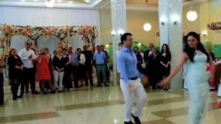 Супер Лезгинка Танец От Друзей Жениху Москва-Дагестан