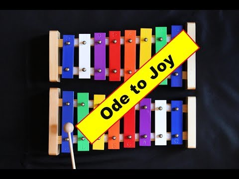 "Beethoven's ""Ode to Joy"" Duet from Popular 8 Note Songs"