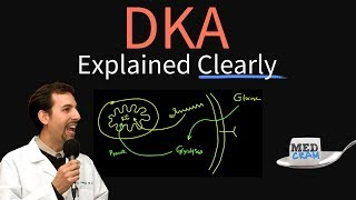 Diabetic Ketoacidosis  Dka  Explained Clearly - Diabetes Complications