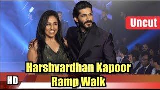 """Harshvardhan Kapoor"" Ramp Walk At ""Exhibit Tech Fashion 2018"""