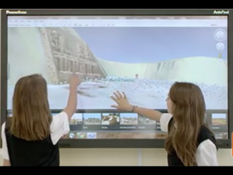 ActivPanel Touch multi user Interactive Flat Panel Display