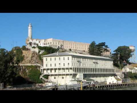 USA Travel - Alcatraz Island  in the San Francisco