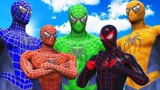 Spider-Man Miles Morales VS Re…