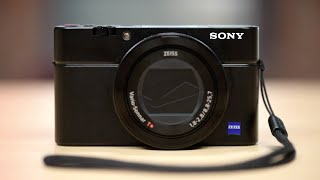 Video Sony RX100 IV Unboxing and Sniff Test: Best pocket camera? download MP3, 3GP, MP4, WEBM, AVI, FLV Juli 2018