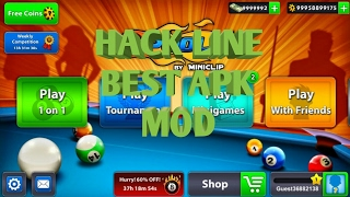 [HOT SPECIAL 4000 SUBCRIBES] APK MOD 8 BALL POOL HACK LINE