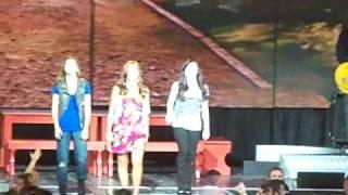 Brand New Day-Demi Lovato & Camp Rock 2 Cast-8/8/10
