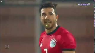 اهداف مباراة مصر وسوازيلاند 4-1 الشوط الاول