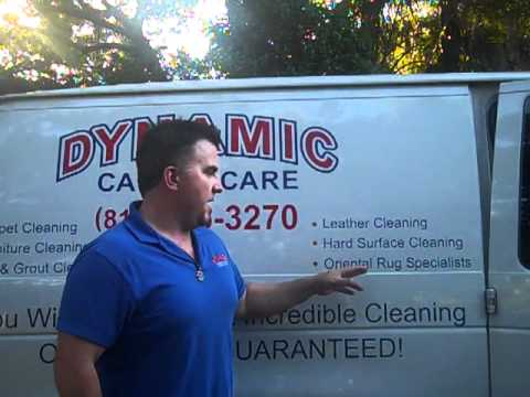 Carpet Cleaning In Tampa