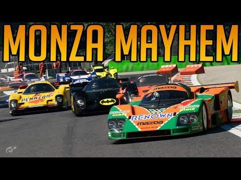 Gran Turismo Sport: Mazda 787B Mayhem at Monza thumbnail