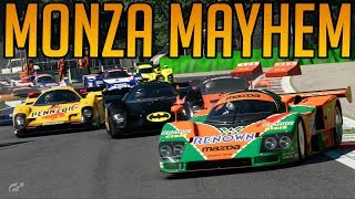 Gran Turismo Sport: Mazda 787B Mayhem at Monza