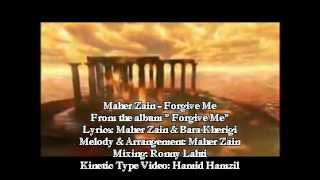 Forgive Me - Maher Zain (Indonesian Subtitle)