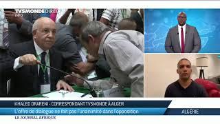 L'opposition algérienne appelle au dialogue