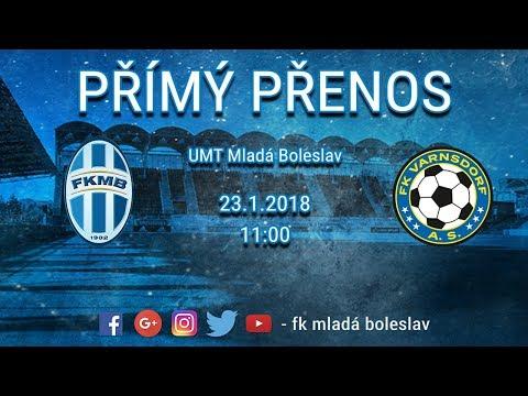 ŽIVĚ: FK Mladá Boleslav - FK Varnsdorf