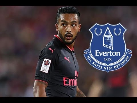 Theo Walcott | Welcome to Everton | Goals, Skills & Dribbles