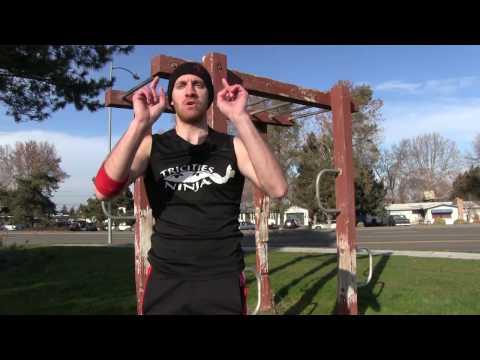 Daniel Elfers | American Ninja Warrior 2017 Submission Video
