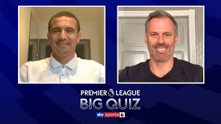 Tim Cahill vs Jamie Carragher in the ULTIMATE Premier League quiz!