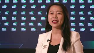 Lu Zhang, Founder & Managing Partner, Fusion Fund at #FII2019