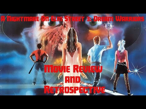 A Nightmare On Elm Street 3: Dream Warriors(1987) Movie Review & Retrospective