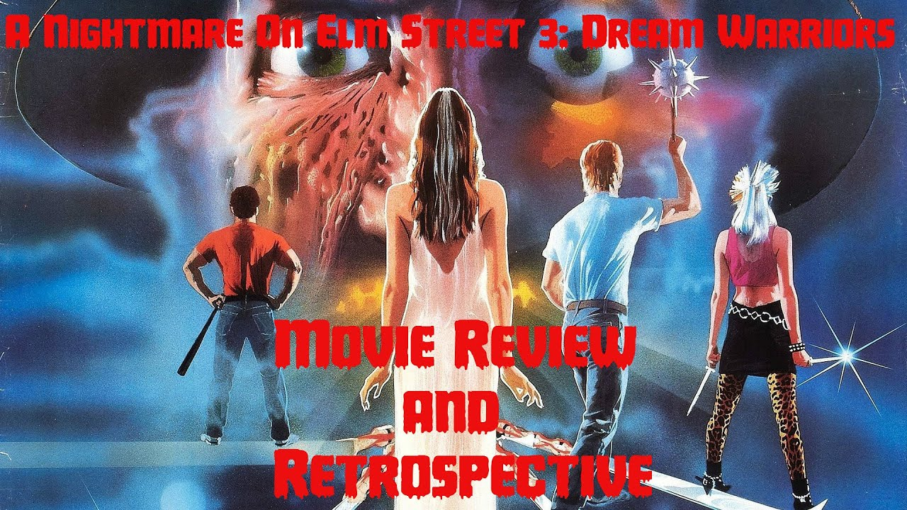 a nightmare on elm street 3 dream warriors1987 movie